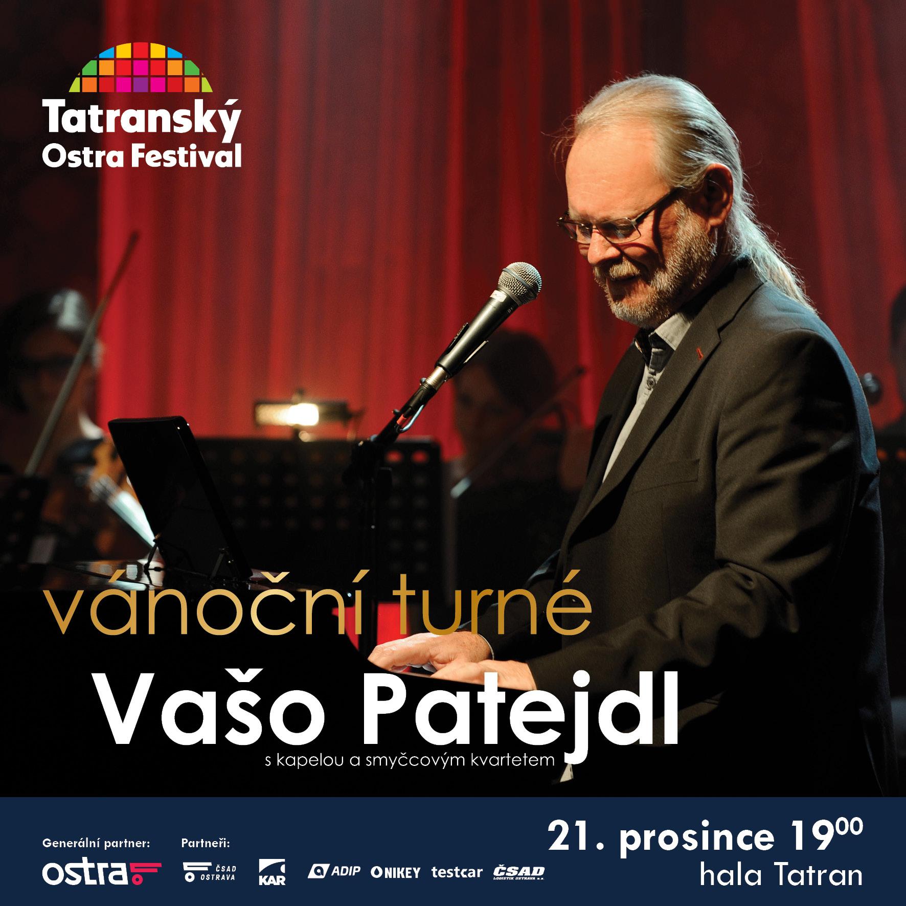 VAŠO PADEJDL (Ostrava) -hala Tatran, Ostrava